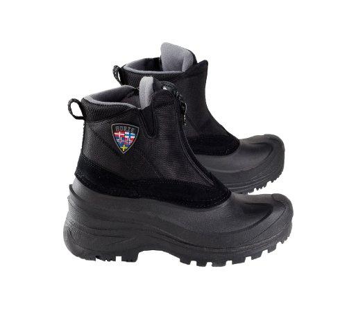 Horze bl Zip d'écurie Boots Black IEqSIw