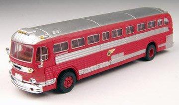 - HO GMC PD4103 City Bus, PE/Los Angeles