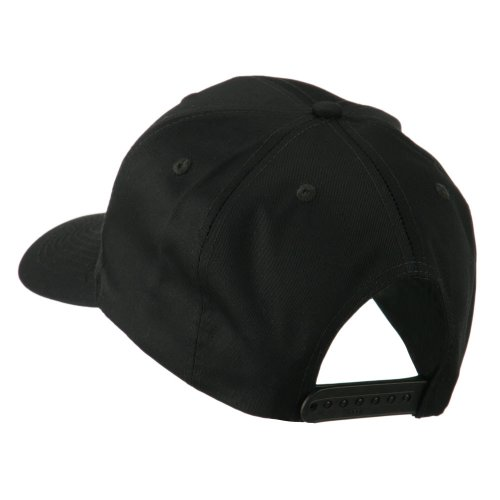 9200ee4c26c E4hats US Navy Top Gun Logo Embroidered Cap - Black OSFM available ...