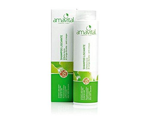 Amavital - Shampoo Lisciante Oficine Clemàn