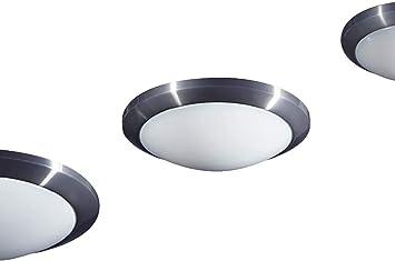 Trilux centa-s - Aros embellecedor estrecho 07481dd diámetro 310mm luminaria para 7481: Amazon.es: Bricolaje y herramientas