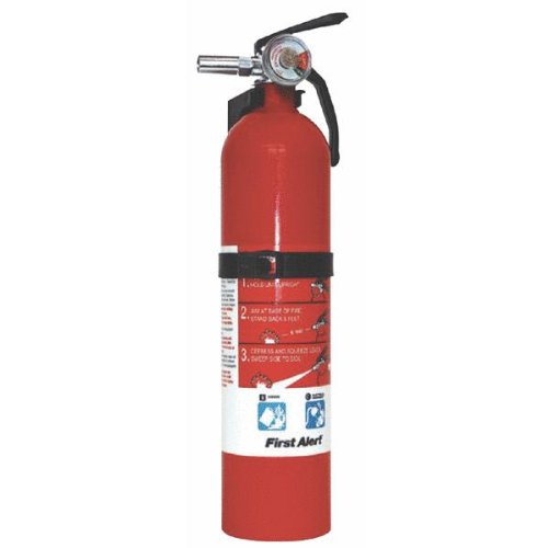 First Alert Rechargeable Garage Extinguisher