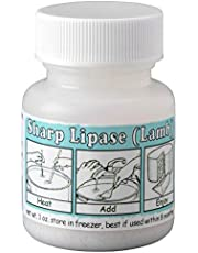 Cheese Making Supplies - Lipase Powder, Capilase (Very Sharp) - 1 Ounce