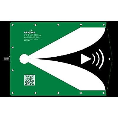TSA900 Ultra Wide band UWB Antenna 900 MHz - 12 GHz for UWB TX/RX SDR RADAR GPR SIGINT EMC TEST ADSB WIFI FVP DRONE VIDEO VIVALDI ANTENNA: Home Audio & Theater