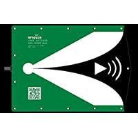 Ultra Wide band UWB Antenna 900 MHz - 12 GHz for UWB TX/RX SDR RADAR GPR SIGINT EMC TEST ADSB WIFI FVP DRONE VIDEO VIVALDI ANTENNA