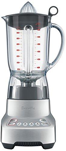 Breville BBL405BAL Hemisphere Twist Blender, Silver