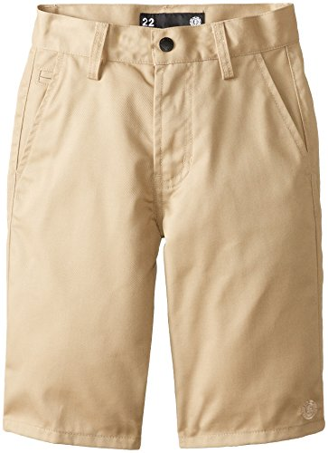 (Element Big Boys' Big Boys' Howland Walk Short, Khaki, 25)