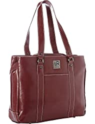 Kenneth Cole Reaction Hit A Triple Compartment 15 Laptop Business Tote