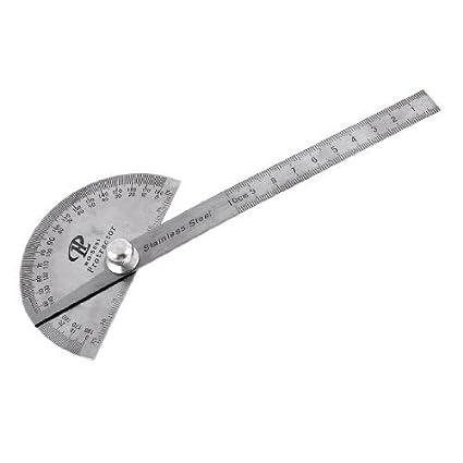 Amazon.com : eDealMax Acero inoxidable métrica Regla de ...