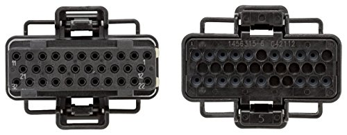 Fuel Injection Control Module (FICM) Connector for Ford PowerStroke 2003-2007 6.0L F Series & Excursion, 2004-2010 6.0L E Series, 2006-2010 4.5L LCF (Powerstroke Mileage Fuel)