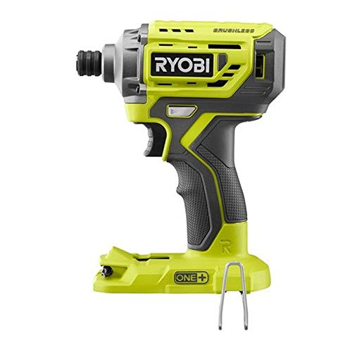 Ryobi P239 18V One+ Brushless Lithium-Ion Impact Driver (Bare Tool Only)(Bulk Packaged) (Certified Refurbished)