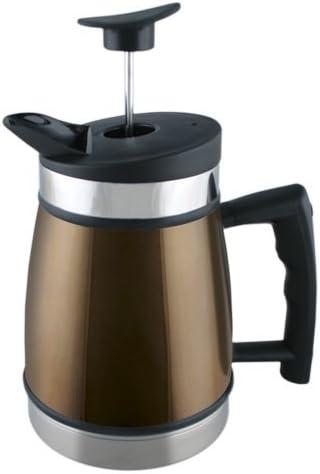 BruTrek French Press Tabletop Coffee and Tea Maker