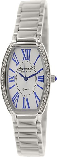 Ingersoll Women's INQ021SLSL Lansing Analog Display Japanese Quartz Silver Watch