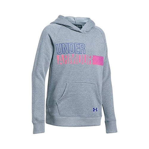Under Armour Girls Armour girls' favorite fleece hoodie