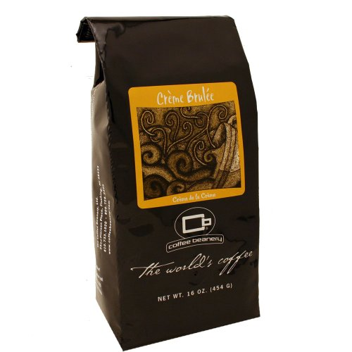 Coffee Beanery Crème Brulee 8 oz. (Whole Bean)