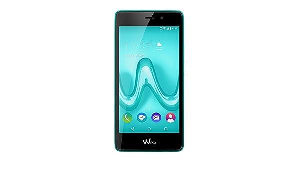 Wiko TOMMY SIM única 4G 8GB Turquesa - Smartphone (12,7 cm (5