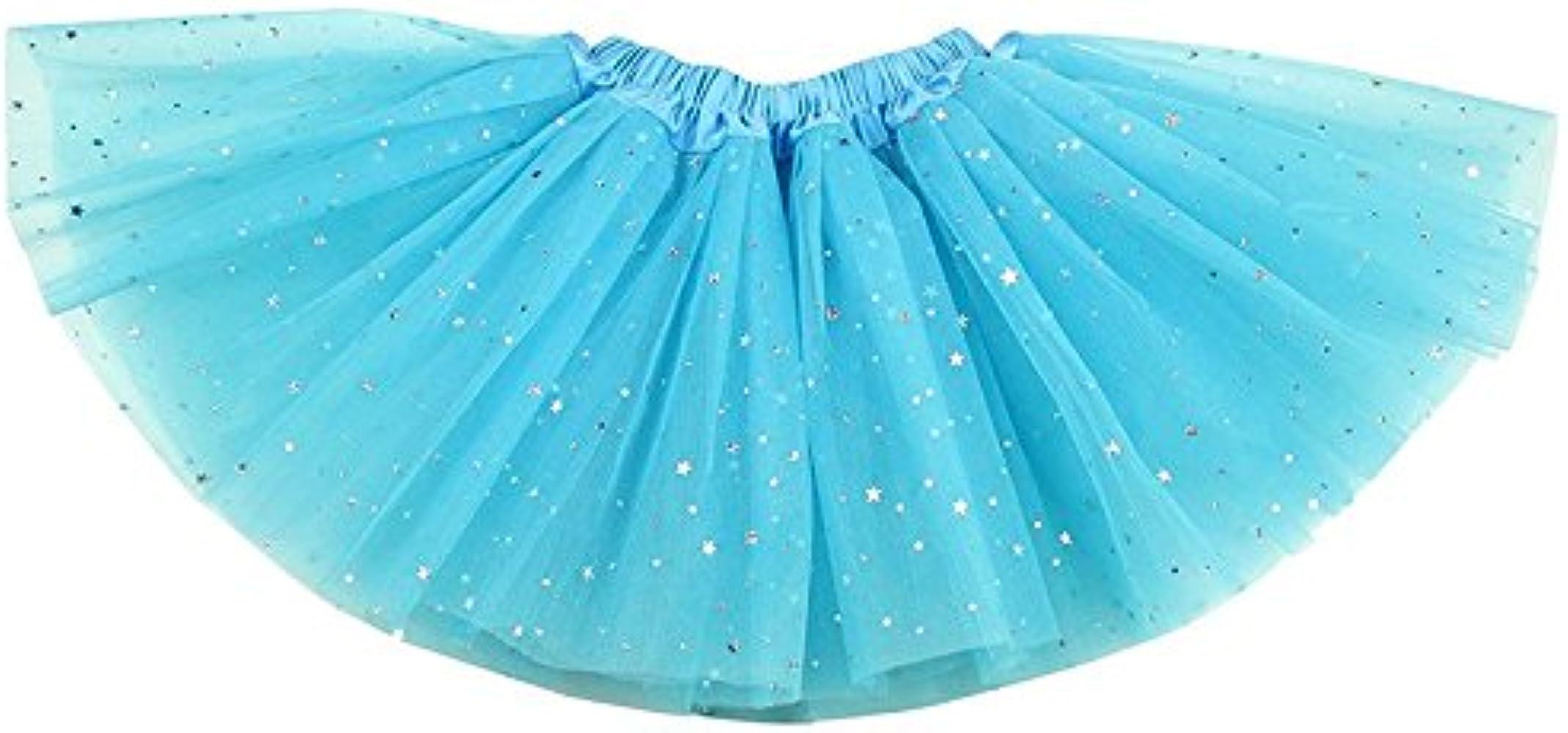 Qiao Nai(TM Bebé Niñas Mini Falda Tul Tutú De Hada Princesa Ballet ...