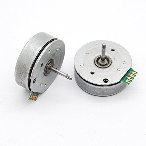 2pcs 4 wire 3 phase brushless motor dc micro motor dia