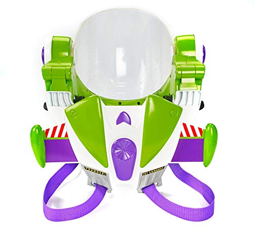 Toy Story Disney Pixar 4 Buzz Lightyear Space Ranger Armor with Jet Pack (Toy Ship Story Rocket)