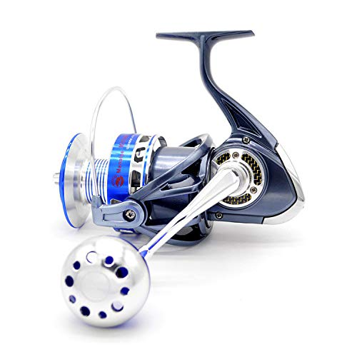 Ratio 5.5:1/4.7:1 Sea Bass Surf Fishing Jigging Reel for sale  Delivered anywhere in USA