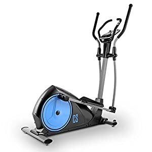 Capital Sports CROSS-1 Crosstrainer Ergometer Bluetooth blau