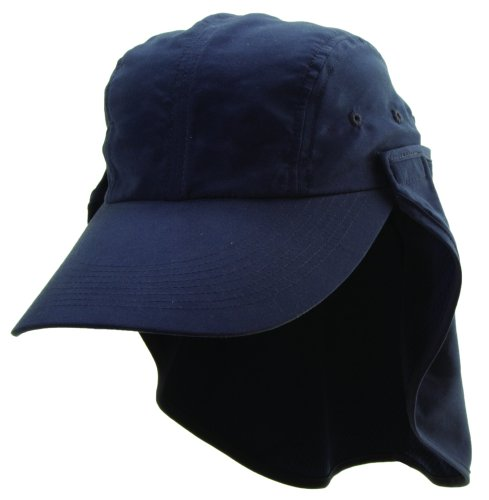 Dorfman Pacific Outdoor Navy Fishing Cap One Size Fits Most, Outdoor Stuffs