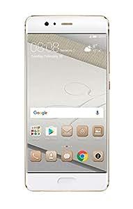 Huawei P10 Plus VKY-L29 6GB RAM / 128GB ROM 5.5-Inch 4G LTE Dual SIM FACTORY UNLOCKED - International Stock No Warranty (GOLD)