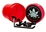 Diamond Pudwill 7 8'' Allen Hardware W Red Grinder Skateboarding Hardware