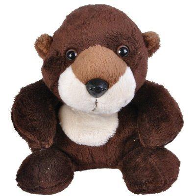 River Otter Bean Filled Plush Stuffed Animal