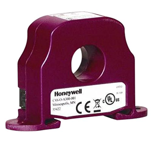 Honeywell CSS-C-F5-001 Solid Core N.C. Go/No Go Current Switch, 0.5 Amp Trip, 0 Amp - 250 Amp Operating Range