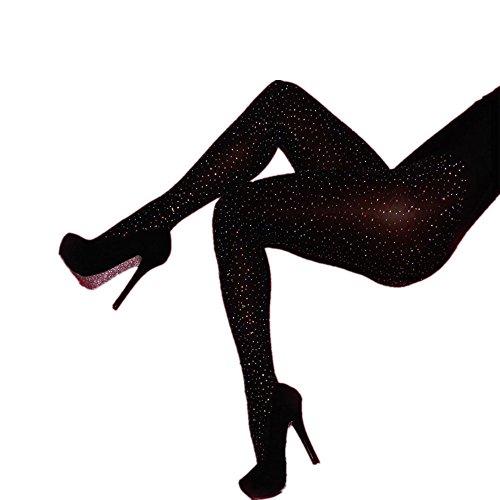Sexy collants Overdose Femme Pantyhose Oversize Tights Bas Noir Autofixant Chaussettes Résille xI1nICq
