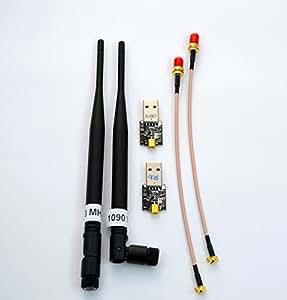 Stratux 1090ES & UAT - Radios and High Gain Antennas