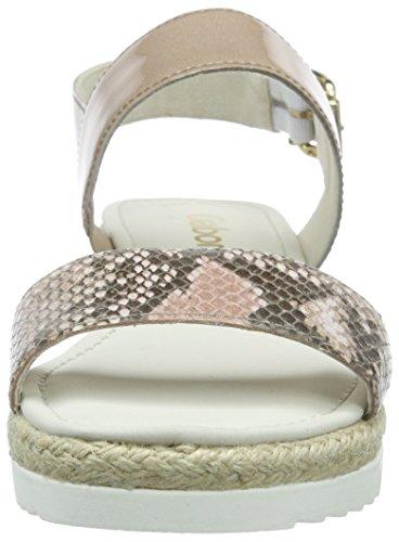 Rouge antikrosa Sandali Donna 84 Shoes Multicolore Gabor 590 Da 45 xwvfzOC8