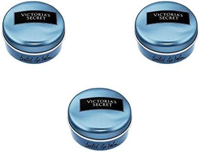 Victorias Secret Pure Coconut Flavored Lip Balm 3 Pack