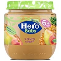 Hero Baby 3 Fruits Jar