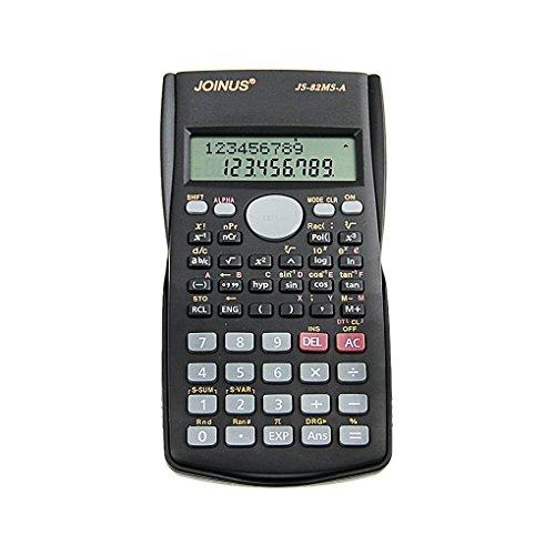 Wissenschaftlicher Taschenrechner von wihoo, Taschenrechner für Studenten