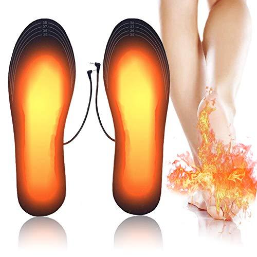 PINPOXE Voetwarmers, zoolwarmers, warmtezool, schoenverwarming, verwarmde thermozool, verwarmde inlegzolen, thermozolen…