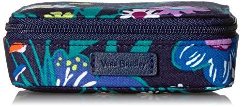 Vera Bradley Iconic Travel Pill Case, Signature Cotton, Moonlight - Travel Bradley Little Case Vera
