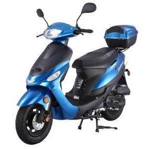 Taotao ATM50A1 50cc Scooter Blue by Taotao