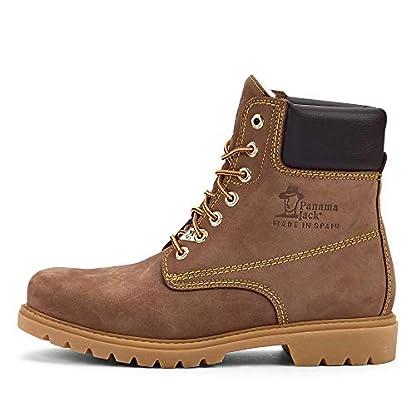 Panama Jack Men's Panama 03 Wool Combat Boots 5