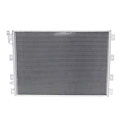 Kenworth T400 T600 Premium Heavy Duty Truck Condenser K122125: Automotive