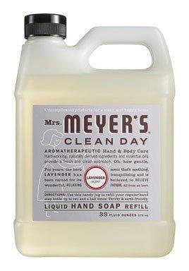 Mrs Meyers Lavender Hand Soap Refill
