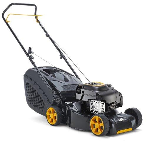 McCulloch M40-125 Petrol Push Collect Lawn Mower, 1600 W, Black, 125 cc, 40...
