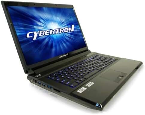 CybertronPC Boss NB3182A 17.3-Inch Laptop