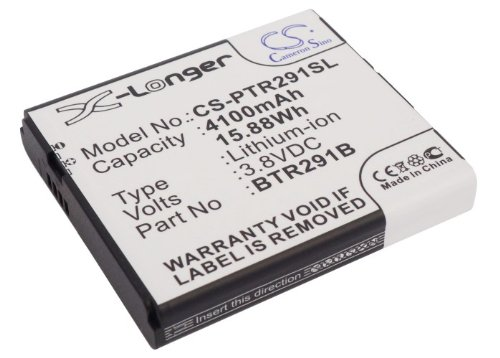 vintrons Replacement Battery For PANTECH BTR291B, VERIZON,BTR291B