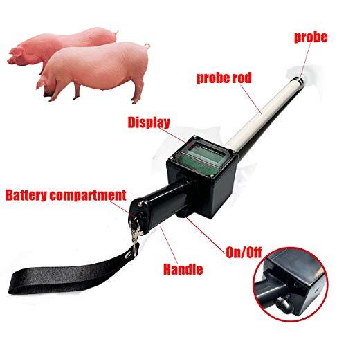 TABODD Pig Ovulation Detector Tester for Breeders,Automatic Pig Ovulation Detector Tester Estrous ()