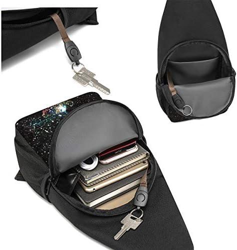 ハッピー ハロウィン 斜め掛け ボディ肩掛け ショルダーバッグ ワンショルダーバッグ メンズ 多機能レジャーバックパック 軽量 大容量