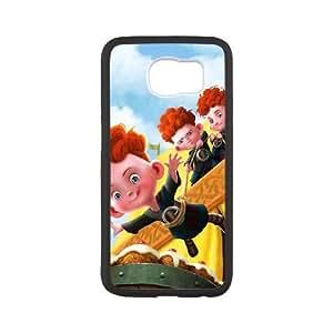 Samsung Galaxy S6 Cell Phone Case White Brave K2311256