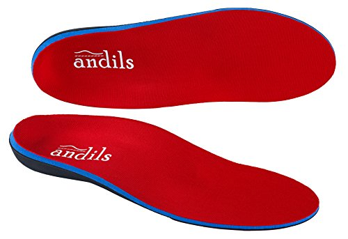- Shoes Insoles by Andils, Insoles Plantar Fasciitis Shoe Insole Women, Orthotic Supports High Arch Support for Men Orthopedic Insoles for Men Best Orthotic Inserts Mens11-11.5/Womens 13-13.5
