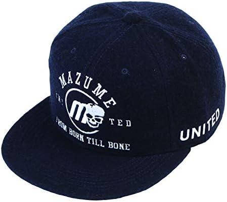 [해외]MAZUME (マズメ) FLAT CAP III MZCP-396-03 네이 비 F / MAZUME FLAT CAP III MZCP-396-03 Navy F